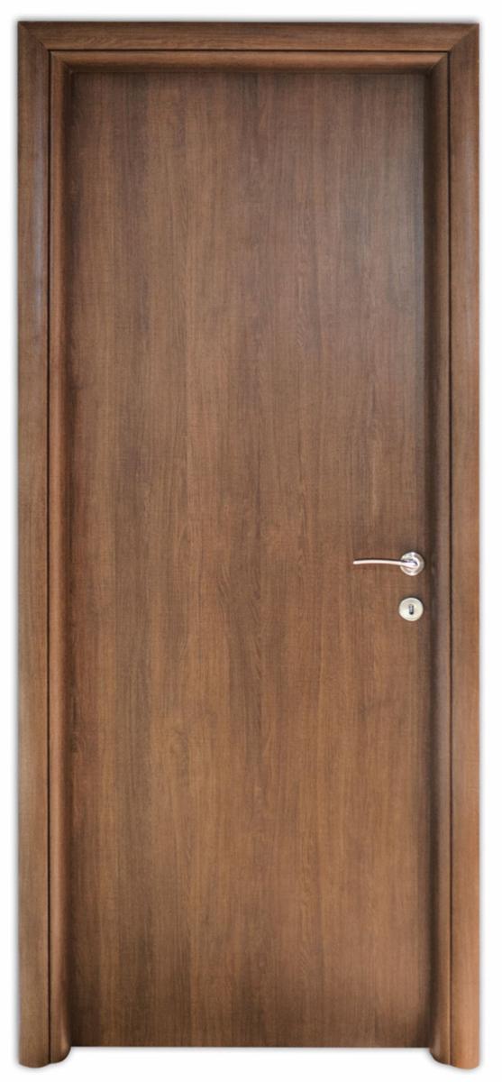 Εσωτερική Πόρτα - Καρυδιά ανάγλυφη-1010